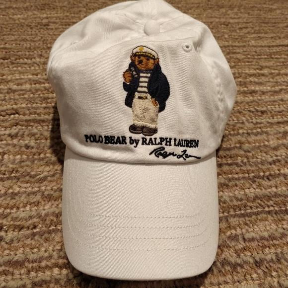 5393e38a4f23e NWT Men s Polo Bear by Ralph Lauren Hat